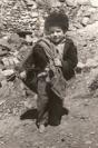 Boy from Xinaliq, 1950s
