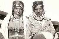 Kurdish women in Qarabagh national dress