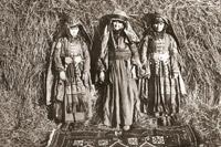 Borchali women in silk, 1800s