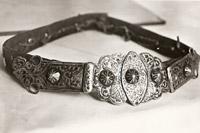 Woman's belt 1970s