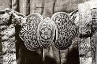 Женский пояс, Шуша, 1970-ые гг.