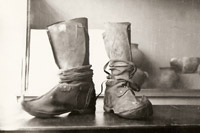 Boots, Nakhchivan, 1970s