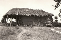Barn, Sigdash Village, Massali District, 1967