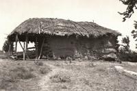Barn, Sigdash Village, Massali District, 1967