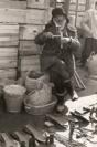 Lenkoran market 1961
