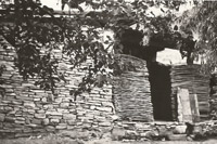 Bread oven, Gilabli Village, Agdam District, 1988