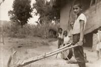Масаллинский район, село Назароби, 1967 г., Дачная тачка