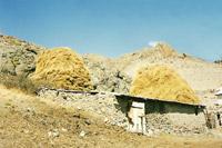 Barn, Lerik District, 1998