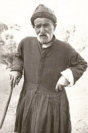 Saxray Gasanov at age 130, Lerik district, Gosmalyan village; 1974