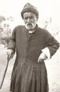 Saxray Gasanov at age 130, Lerik district, Gosmalyan village; 1974