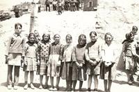 Xinalyq Village, 1977