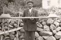 Yoke for bull, Chayrud Village 1959