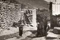 Rameshin Village, Shakhbuz District, 1972