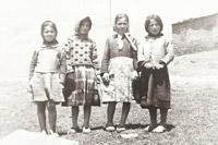 Xinalyq Village, 1970s