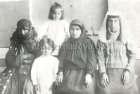 Alabov Family, Gence, 1909