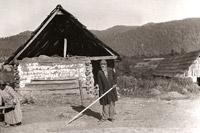 Gyggylov village, Lerik region, 1950s