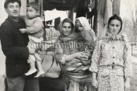 Family in Lenkeran 1961