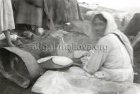 Preparing kutab, 1937