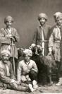 Kurds in national dress, 19th century (Ermakov photo)