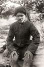 Man's portrait, Kuba, 1940s